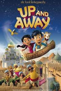 Download Up And Away (2018) Full Movie In (Hindi – English) 720p [900MB] | 480p [300MB]