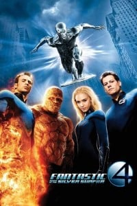 Download Fantastic 4: Rise of the Silver Surfer (2007) Movie In {Hindi-English} 480p [400MB]    720p [600MB]