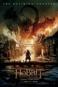 Download The Hobbit: The Battle of the Five Armies (2014) Full Movie In {Hindi-English} 480p [500MB]    720p [1GB]